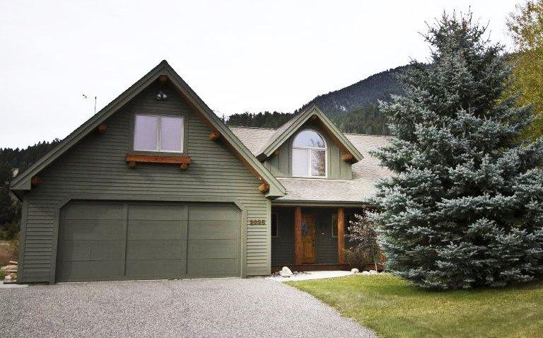 Brown House - Image 1 - Big Sky - rentals