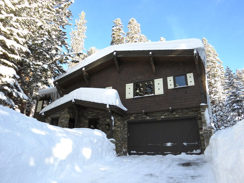 Beautiful Chalet Home Nestled in the Forest - Image 1 - Mammoth Lakes - rentals