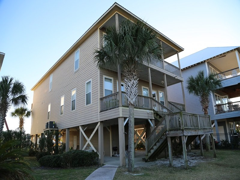 4bd/3.5ba West Winds B Waterfront duplex - Image 1 - Gulf Shores - rentals