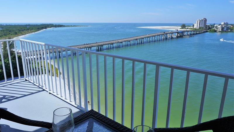Beachfront Lovers Key Beach Club #802 - oceanview - Image 1 - Fort Myers Beach - rentals