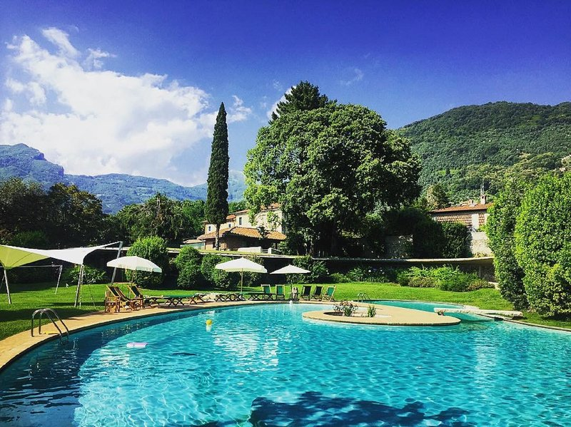 VILLA TORO 5BR-Pool Garden & SPA by KlabHouse - Image 1 - Camaiore - rentals