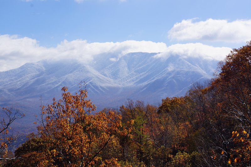 Your 'Incredible View'  ~ whether you are inside or outside the cabin - Most Incredible View-3 Masters/Pool/Privacy/Luxury - Gatlinburg - rentals