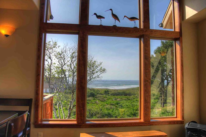 Craftsman Ocean View Home in Yachats! FREE NIGHT! - Image 1 - Yachats - rentals