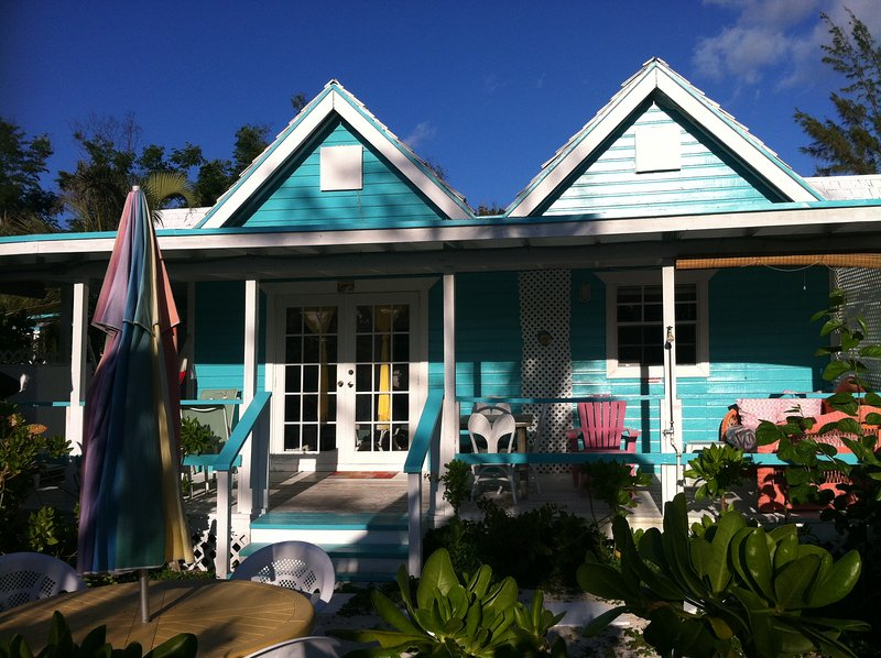 Topaz Cottage Exterior - Topaz  Cottage at Diamonds by the Sea - Freeport - rentals