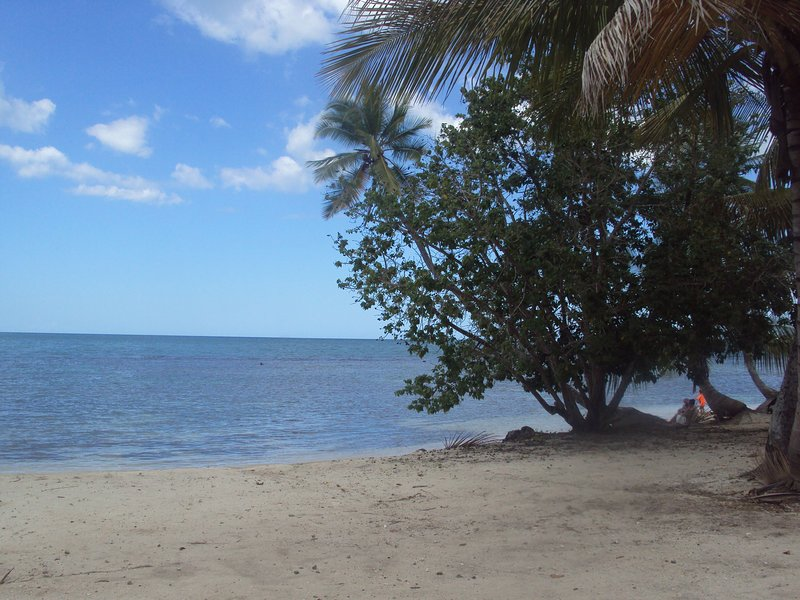 SECLUDED BEACH HOUSE WITH A/C FOR FAMILIES - Secluded Beach Air Conditioned House for Rent - Cabo Rojo - rentals
