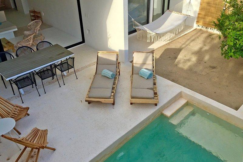 SAASIL Garden Villa - Image 1 - Tulum - rentals
