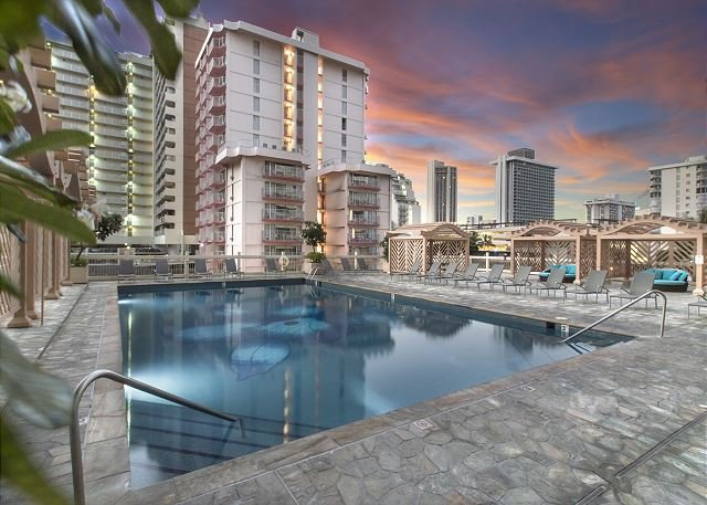 Island Colony #1018-Ideal for Students *15% off with Valid School ID - Image 1 - Honolulu - rentals