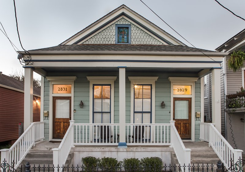Double Home in Heart of Lower Garden District! - Image 1 - New Orleans - rentals