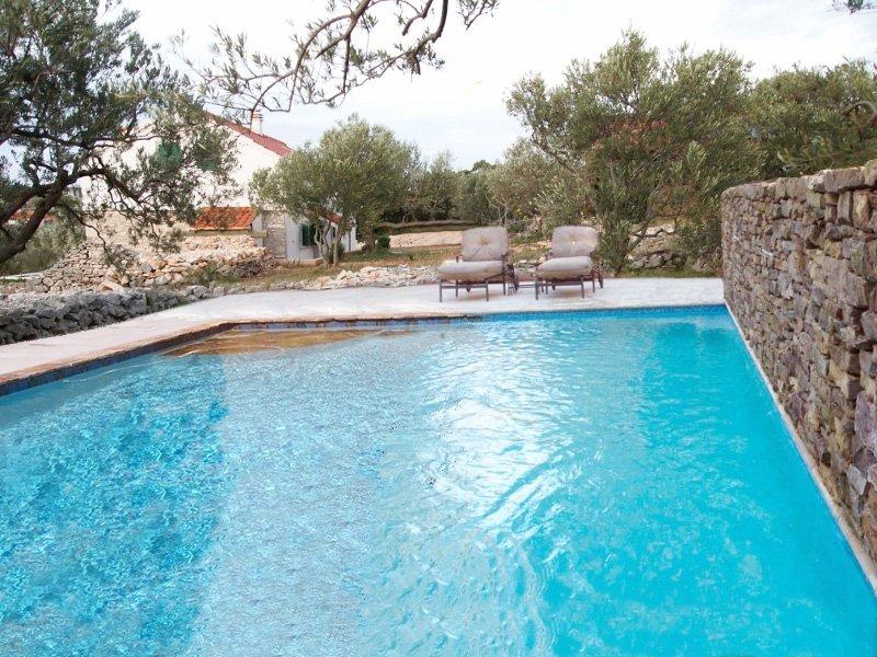 Isolated stone house/vacation house island korcula - Image 1 - Vela Luka - rentals