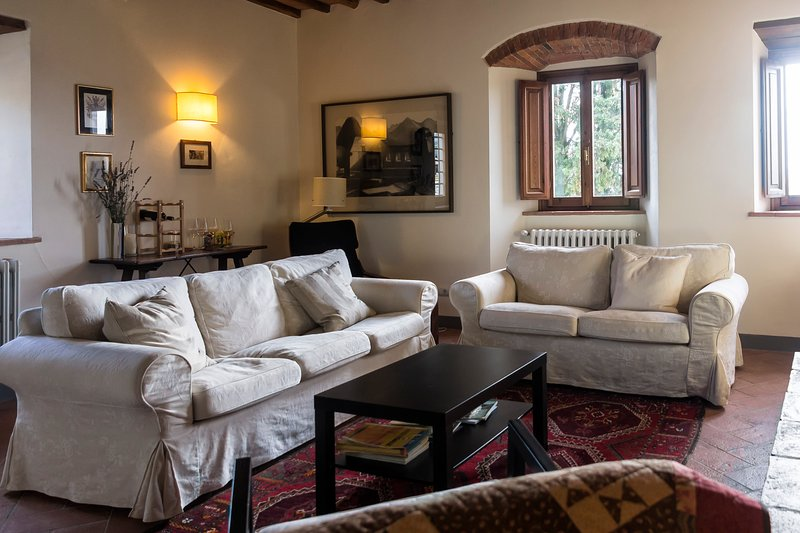 Chianti Rufina apartment. Stay in the country, close to Florence! - Image 1 - Pelago - rentals