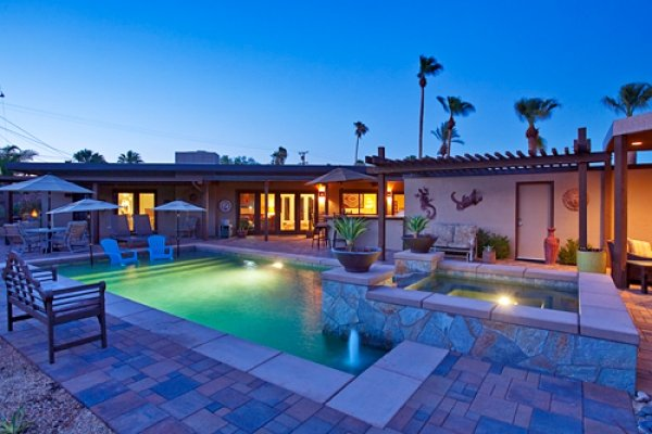Serene Escape - Image 1 - Palm Springs - rentals