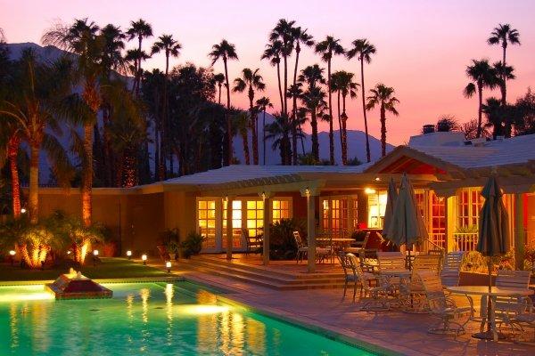 The Villa Grand-Palm Springs Celebrity Estate - Image 1 - Palm Springs - rentals