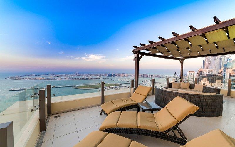 Amazing penthouse heart of Jumeirah  Beach Walk - Image 1 - Dubai - rentals