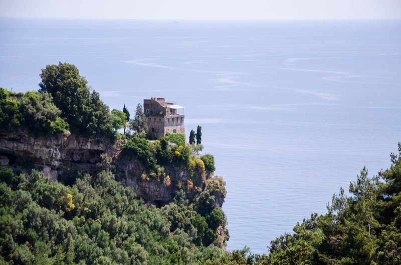 Villa The Tower - Image 1 - Erchie - rentals