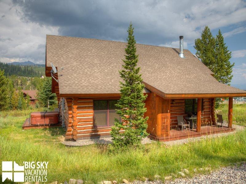 Big Sky Resort | Powder Ridge Cabin 7 Moose Ridge - Image 1 - Big Sky - rentals