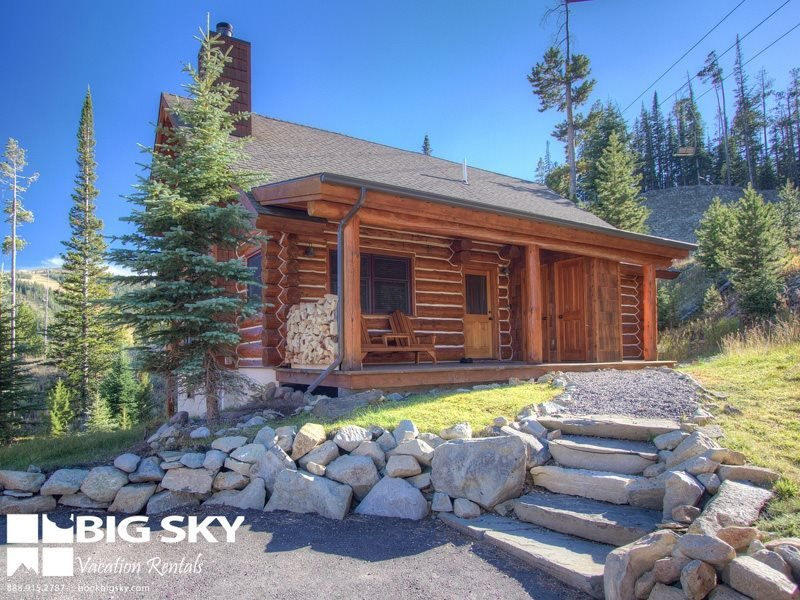 Big Sky Resort | Powder Ridge Cabin 1C Red Cloud - Image 1 - Big Sky - rentals