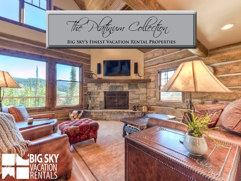 Big Sky Resort | Powder Ridge Cabin 8 Oglala - Image 1 - Big Sky - rentals