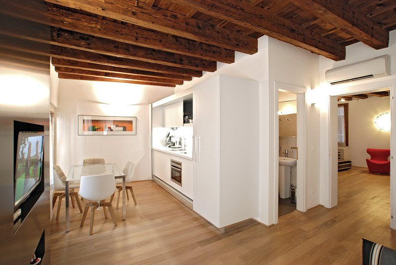 the Miracoli is a cozy brand new apartment in central location - Miracoli - Venice - rentals