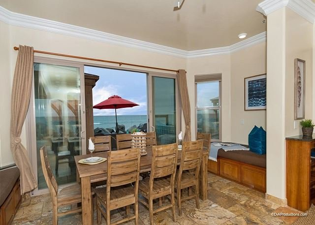 New12BR Oceanfront Home, rooftop decks, private spas, great views, A/C equip - Image 1 - Oceanside - rentals