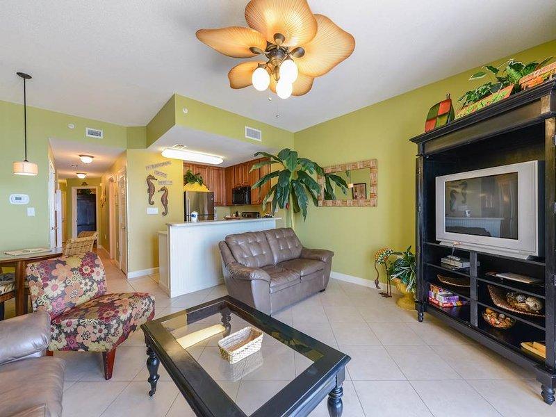 Upscale Vacation Home with Beachfront Balcony - Image 1 - Panama City Beach - rentals