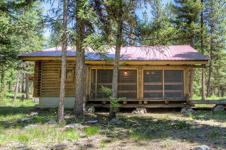 Nez Perce Ranch - Cabin 1 - Nez Perce Ranch - Cabin 1 - Darby - rentals