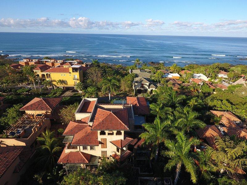Luxury Condo Across from the Gorgeous White Sand Langosta Beach - [AMP04] - Image 1 - Tamarindo - rentals