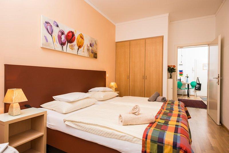 Comfortable Studio Ap5 - Image 1 - Vienna - rentals
