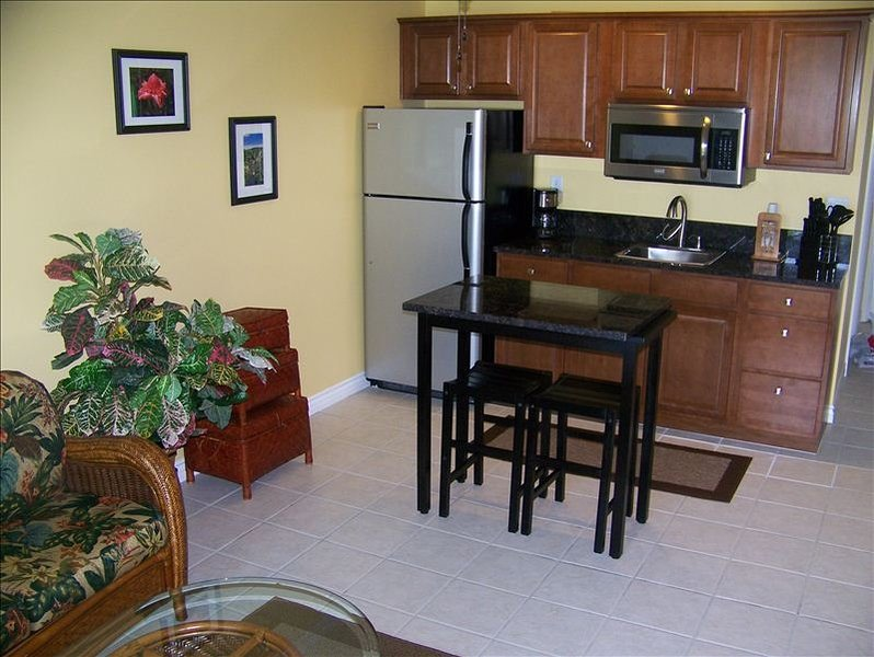 Walk Across To A Beach And Around Town From This Studio - Fits Your Budget - Image 1 - Kailua-Kona - rentals