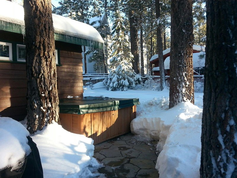 Chalet Dubois-hot tub, wifi,pets are welcome! - Image 1 - Big Bear City - rentals