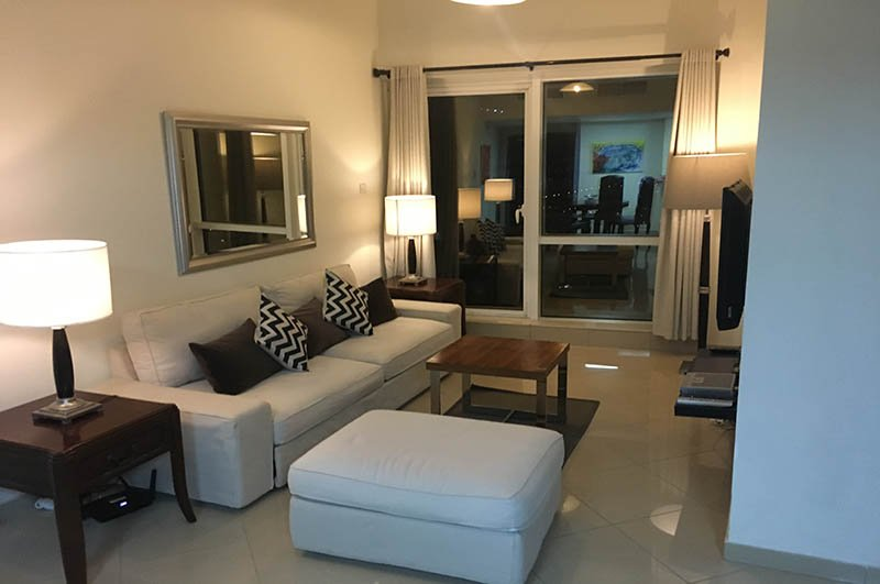 224-Beautifully Furnished One Bedroom Located In The Heart Of JLT - See more at: http://dubaiapartme - Image 1 - Dubai - rentals