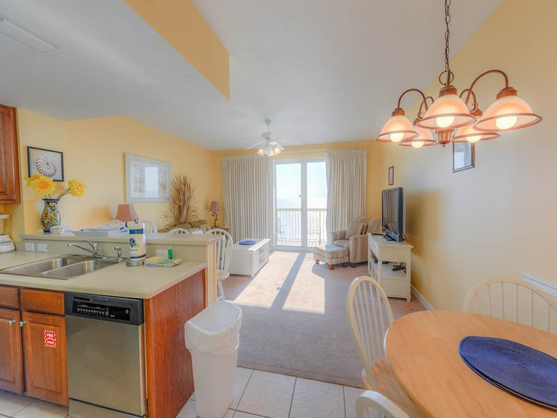 Seychelles Beach Resort 1207 - Image 1 - Panama City Beach - rentals