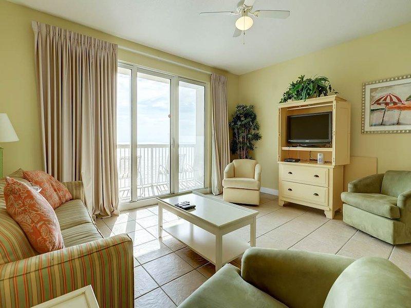 Seychelles Beach Resort 1804 - Image 1 - Panama City Beach - rentals