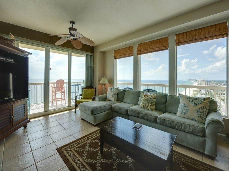 Seychelles Beach Resort 1709 - Image 1 - Panama City Beach - rentals