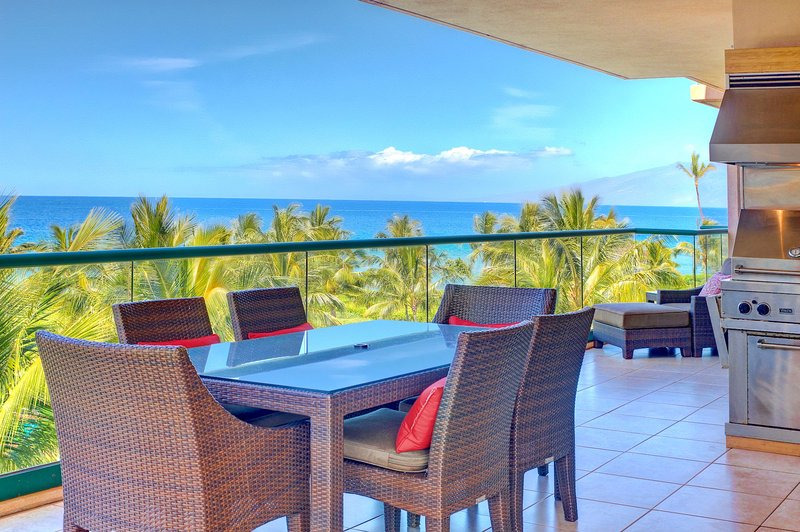 Welcome home to Konea 402! - Maui Resort Rentals: Honua Kai Konea 402 – Direct Ocean Front 3BR w/ B.B.Q on - Lahaina - rentals