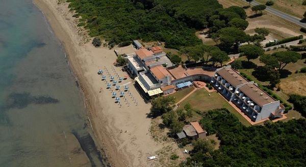 Rent an apartment in Orbetello Sea