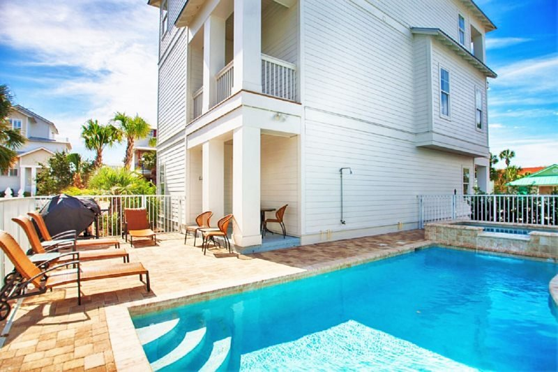 Welcome to Sea N Stars! - Sea N Stars: BRAND NEW! Pool/Spa, Elevator, Near Beach! - Destin - rentals