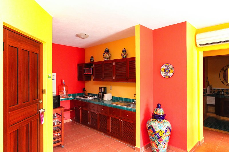 COCCINELLA B302 - Private rooftop 1 Block to Beach - Image 1 - Playa del Carmen - rentals