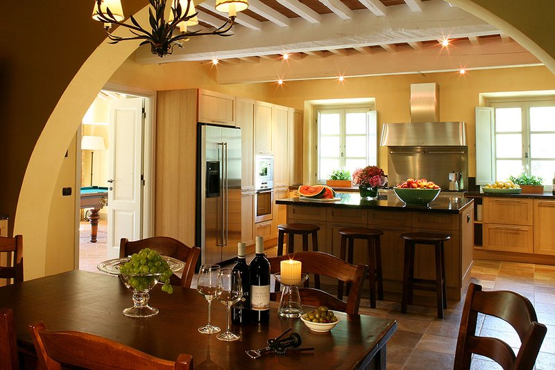 Luxury Villa in Tuscany with Pool - Villa Ampelio and Annex - Image 1 - Forcoli - rentals
