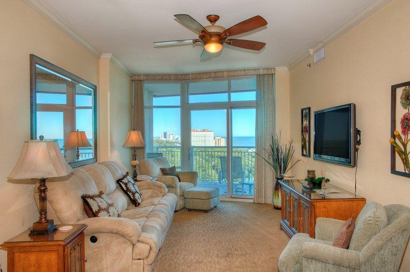 Horizon At 77th #915 - Image 1 - Myrtle Beach - rentals