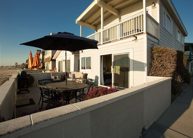 Newly Renovated Oceanfront Single Family Home! Spacious Patio! (68133) - Image 1 - Newport Beach - rentals
