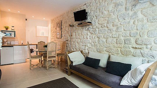 studio Apartment - Floor area 40 m2 - Paris 1° #10116717 - Image 1 - Paris - rentals