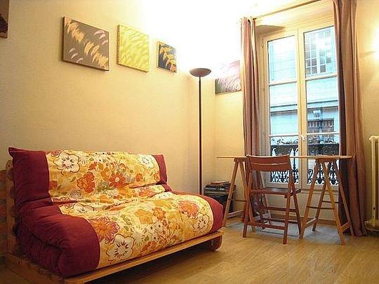 Sejour - studio Apartment - Floor area 15 m2 - Paris 5° #1058472 - Paris - rentals