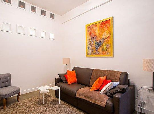 Sejour - studio Apartment - Floor area 25 m2 - Paris 6° #1069865 - Paris - rentals