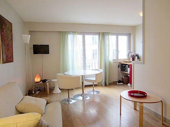 Sejour - Excellent Paris Studio Apartment - Paris - rentals