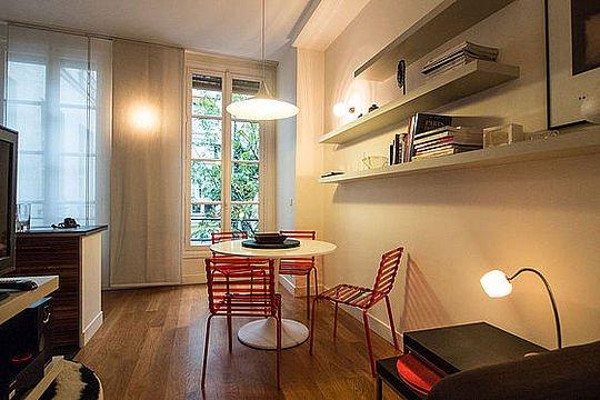 Sejour - 1 bedroom Apartment - Floor area 44 m2 - Paris 6° #20610278 - Paris - rentals