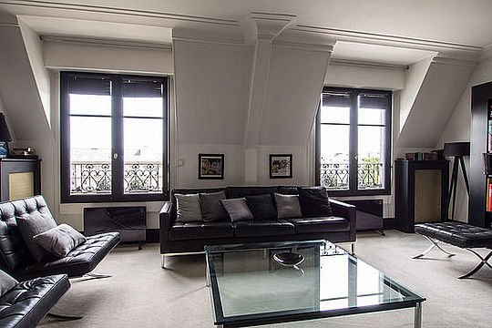 Sejour - 70m2 Apartment with Terrific View on the Seine - Paris 6° /12921 - Paris - rentals