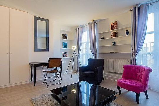 Sejour - 1 bedroom Apartment - Floor area 34 m2 - Paris 6° #20616129 - Paris - rentals