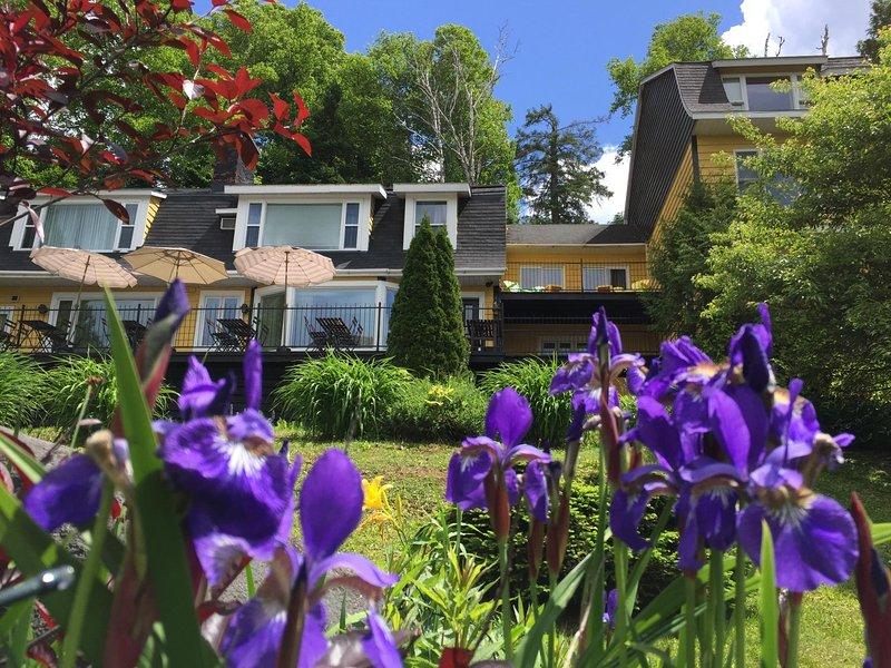 Lakeside beauty - Celebrate & Stay At The Great Chalet Beach /Groups - Sainte Agathe des Monts - rentals