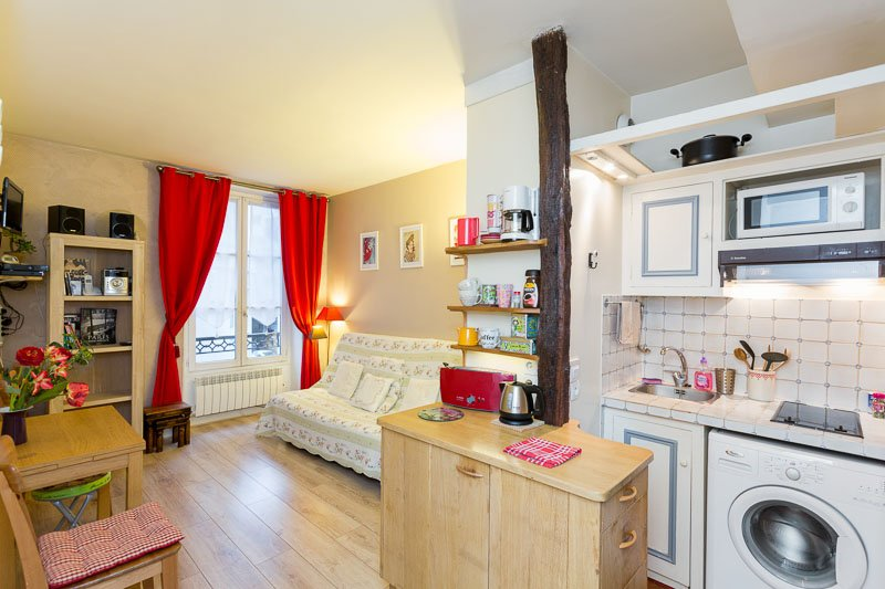 Cosy place - Lovely 1 BR in Marais, close to Notre-Dame and museums  / Lift - Paris - rentals