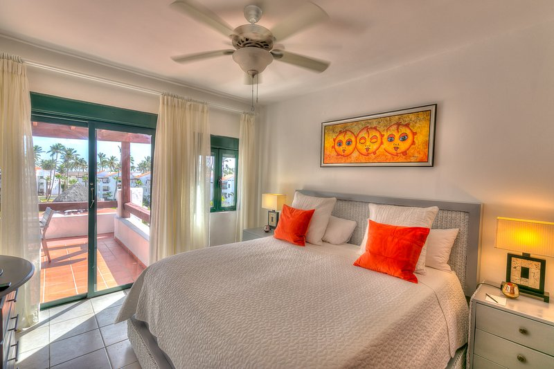 Neat 2 Bedroom Apartment next to the Beach S-I401 - Image 1 - Bavaro - rentals